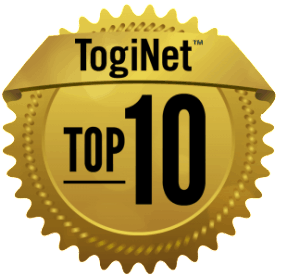 Toginet Top Ten