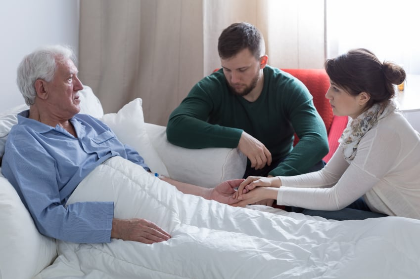 Conscious Caregiving & Dying-The Last Frontiers of Life