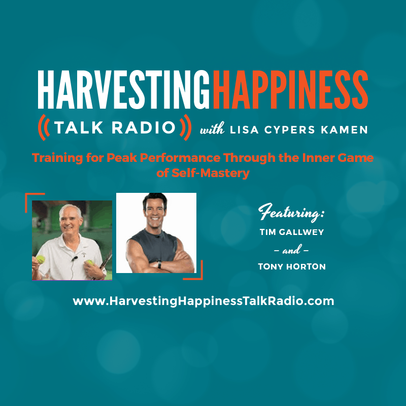 Harvesting Happiness Talk Radio performance