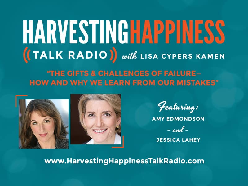 Harvesting Happiness Talk Radio failure