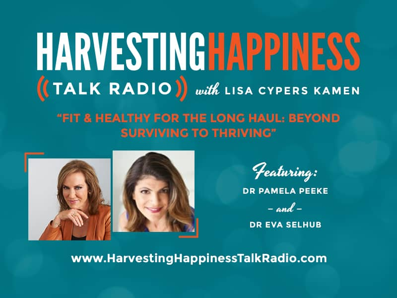 Harvesting Happiness Talk Radio Surviving to Thriving
