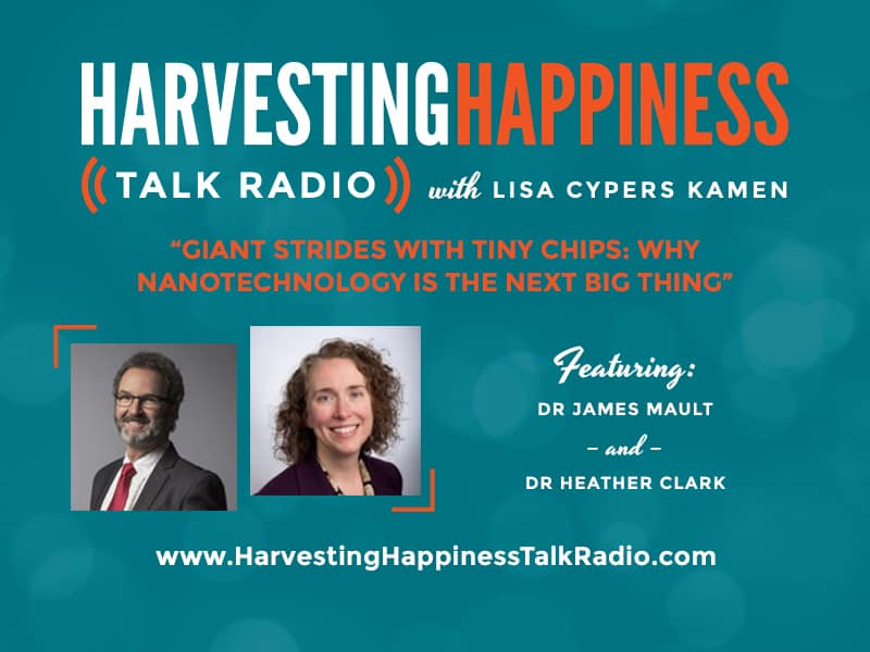 Harvesting Happiness Nanotechnology