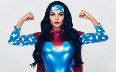 Wild About Wonder Woman:  Lassoing & Unleashing Your Inner Super Hero with Travis Langley & Dr. Philip Zimbardo